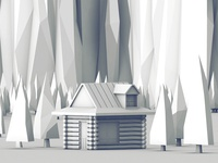 Log Cabin WIP