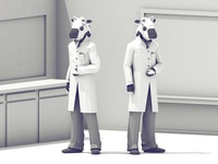 Cow Scientists