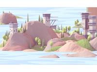 Landscape 03 (WIP)