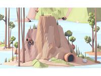 Landscape 04 (WIP)