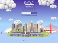 TwitchCon (Illustration)