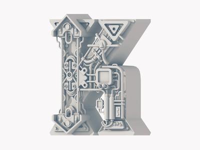 """""""K"""" Collab w/ Erik M"""