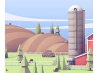 Farmland WIP