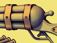 Weapon [BMS]