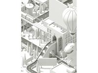 City WIP #2