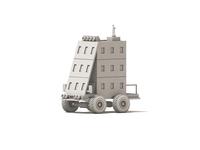 Building Truck