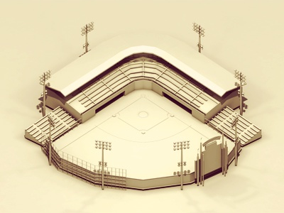Baseball Stadium [College]