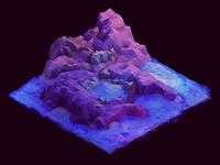 Island Map [Night]