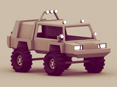 Battle SUV
