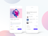 Daily UI - Mobile store