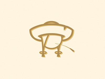 Junak logo mark branding nature scout youth