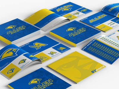William Allen High School Athletic Rebrand
