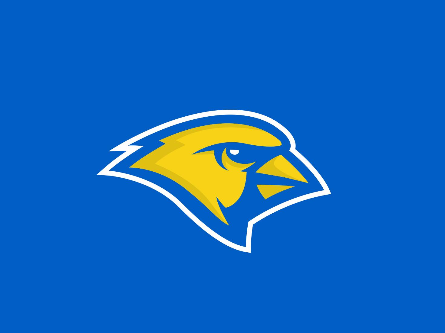 William Allen High School Canary Logo rebrand high school canary logo bird logo athletics sports logo bird canary allen