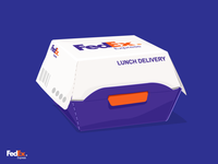 FedEx - Lunch Time Delivery