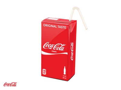 Coca-Cola® Classis - All new packaging