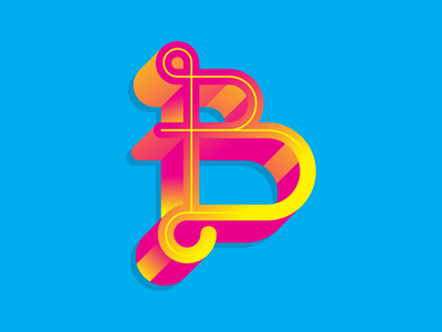 Untitled (The Letter B)