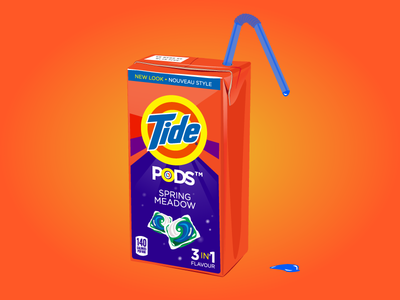 Tide® Pods™ - Spring Meadow Flavour