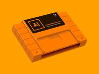 Adobe Illustrator for Super Nintendo !