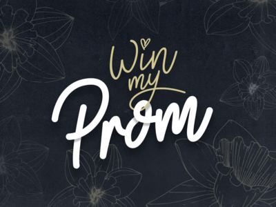 Win My Prom - Branding