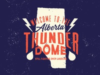 Welcome to the Alberta Thunder Dome