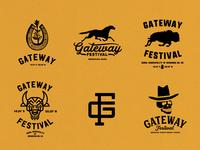 Gateway Festival Apparel Designs