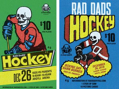 Rad Dads Hockey Posters