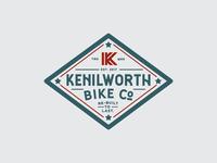 Kenilworth Bike Co. Logo