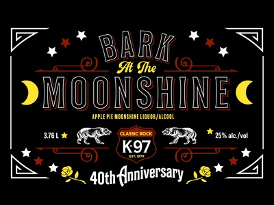 Bark at the Moonshine 40th Anniversay