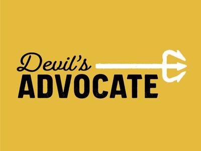 Buzzword: Devil's Advocate