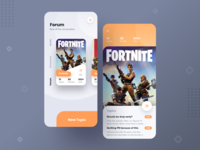 Video Game Message Board App