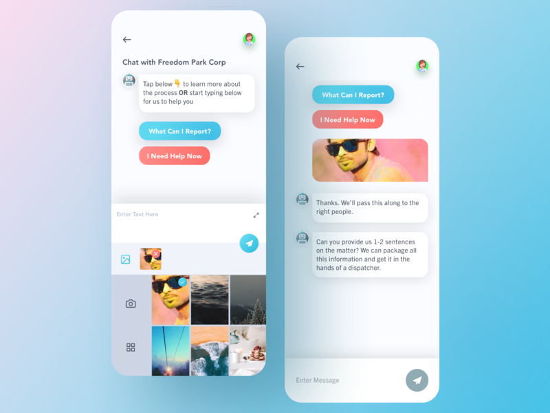 Chatbot Media media bot chat bot chat flat icon web interaction illustration community vector safety security mobile branding design app ux ui sketch