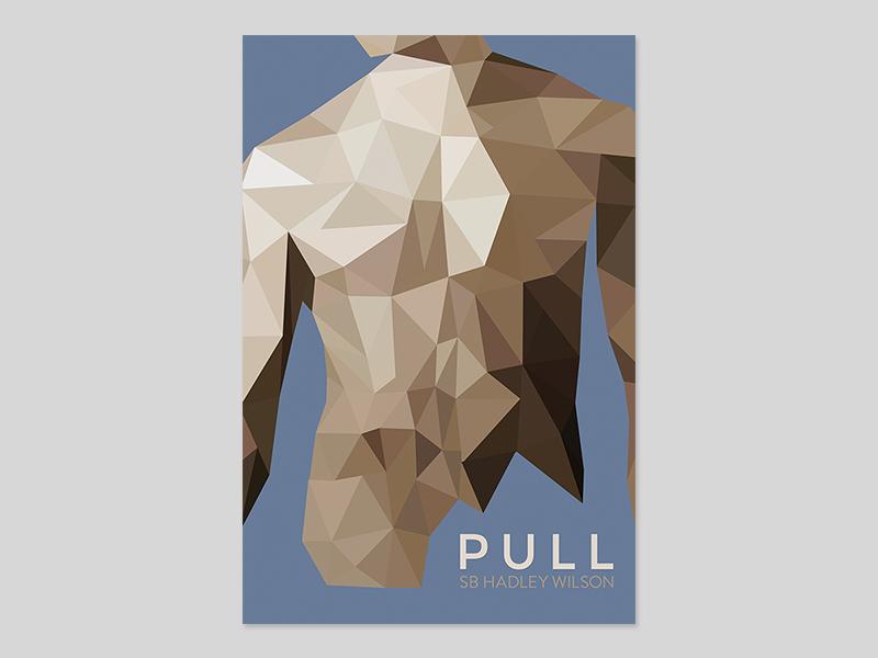 Pull illustration design cover book bookcover