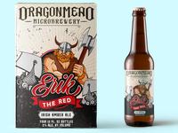 Dragonmead Beer Mockup