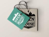 Open House branding