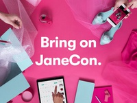 JaneCon Website