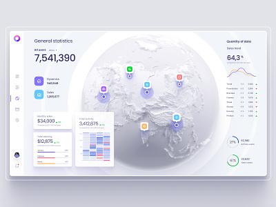 Orion UI kit - Charts templates & infographics in Figma locator location pin planet map presentation orion desktop chart web dataviz analytics chart template infographic data vusialisation ui kit ui dashboard