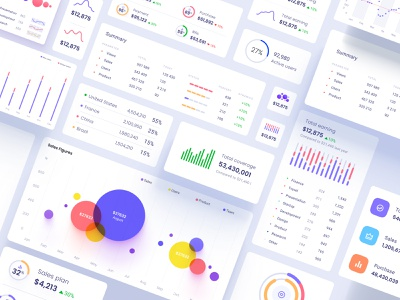 Huge chart library for dashboards and presentations technology cloud saas template minimal bigdata data science services data science neuroscience graphs charts dashboard finance infographic analytic design system component widget dataviz statistic