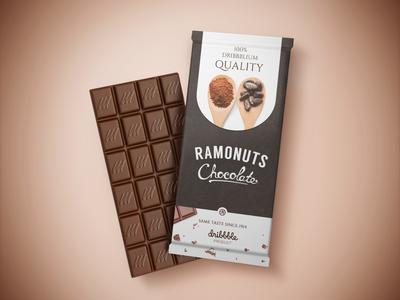 Ramonuts Chocolate - Dribbblium Quality
