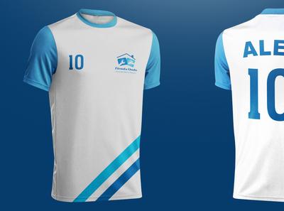 Sport Shirt Design Mockup