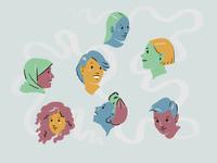 Diversity character study