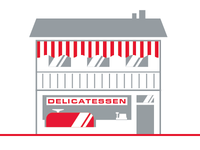 Delicatessen Illustration