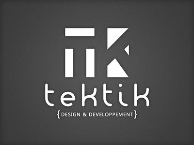 Tektik Logo Design logo design branding logotype identity brand design logo tektik beextend