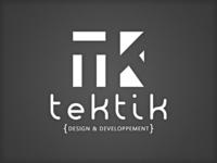 Tektik Logo Design