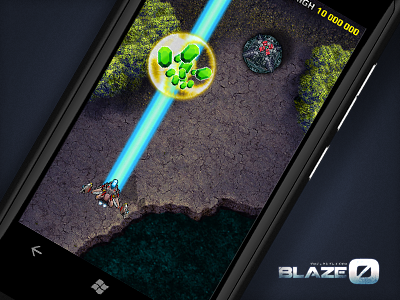 Project Blaze 0 game wp7 live projet blaze zero project blaze 0 video game mobile game windows phone