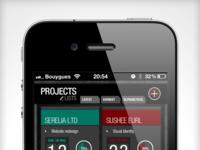 Managment app big