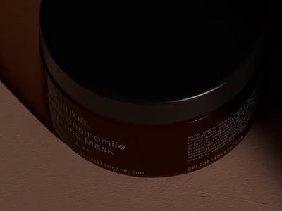 Garoa Skincare | Certificates minimal animation typography ui web ux uidesign website