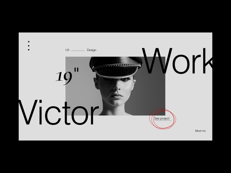 "VICTOR WORK"" 19 