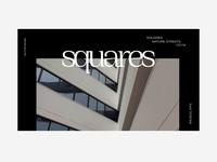 Squares | Geometry | WEBGLXPE