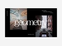 Animation | Geometry | WEBGLXPE