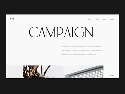 Inner Page | Rodrigo Marconatto portfolio ui website ux uidesign